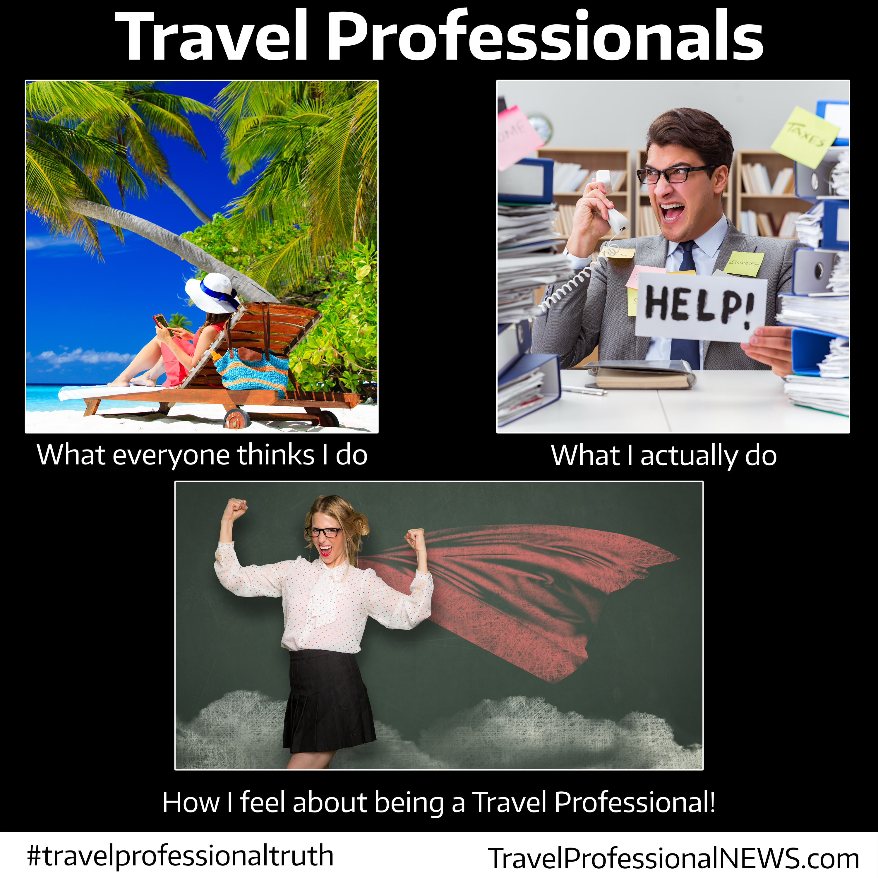 Travel Agents Host Agency: Are You The Superhero For Your