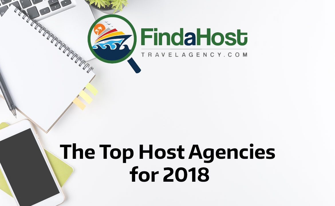The Top Travel Host Agencies for 2018 | Travel Professional NEWS®