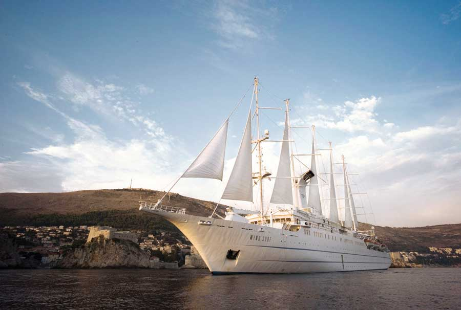 Embark on the Ultimate Sailing Vacation Windstars 51-Day Summer Cruise