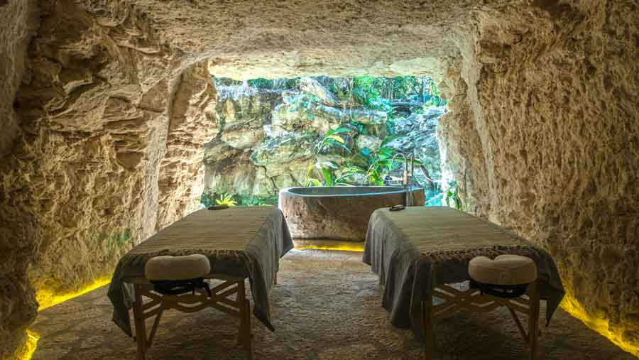 Hotel Xcaret Mexicos Muluk Spa Where Innovation Meets Tradition