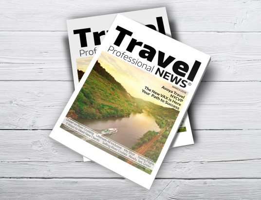 March 2018 Issue Travel Professional NEWS