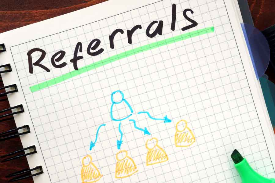 7 Tips to ask for Referrals for your Travel Agency