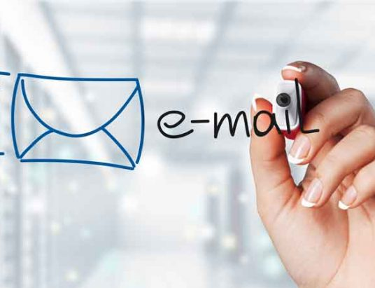 Email Address Success Tips for Travel Agents