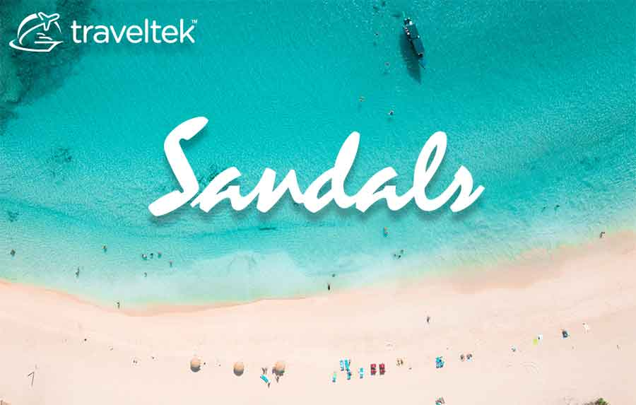 Travel Agent News for Sandals Resorts and TravelTek Booking Technology