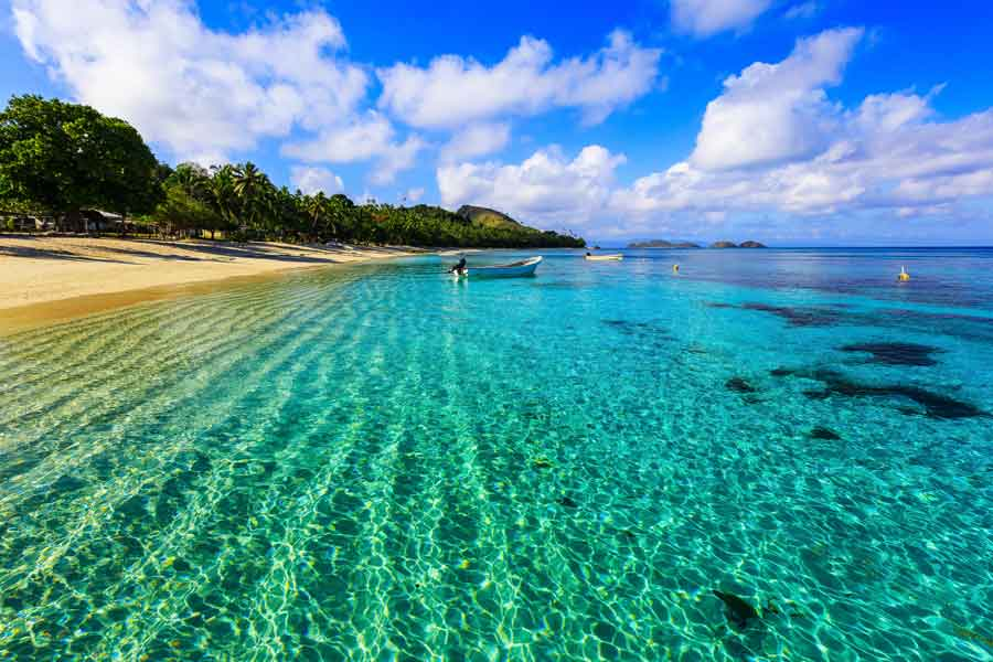 Travel Agent News for South Sea cruising and Fiji Vacations