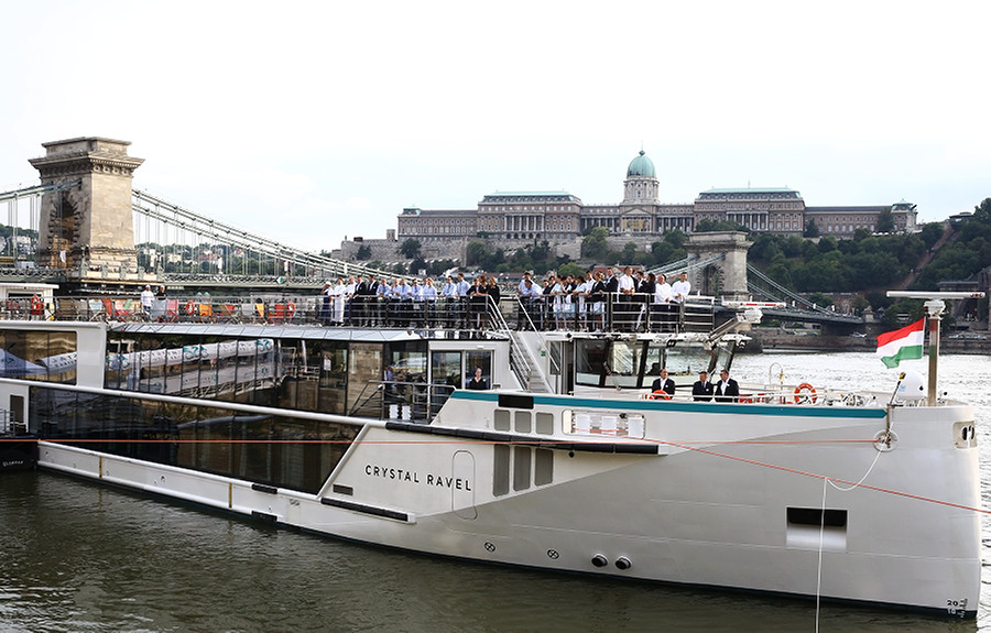 Travel Agent News for Crystal River Cruises
