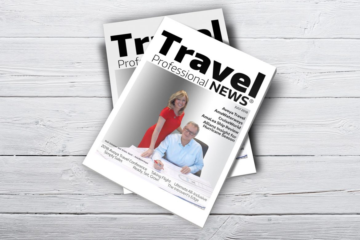 July 2018 of Travel Agent News