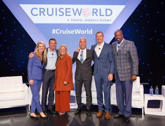 CruiseWorld article for Travel Agents
