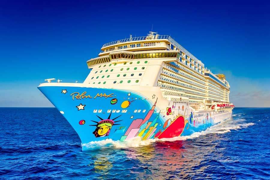 Travel Agent News for Norwegian Breakaway sailing from New Orleans