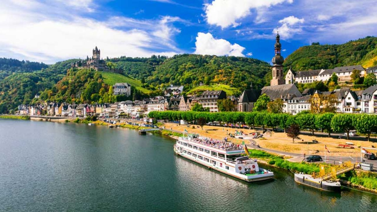 European River Cruises >> Fred Olsen Confirms Continued Commitment To European River