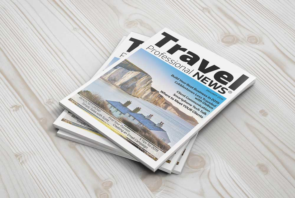 Travel Agent News for Travel Agent Tips and Tricks in Digital Travel Professional NEWS Magazine