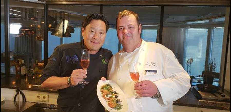 Travel Agent News for AmaWaterways Partnership with Master Chef on TV