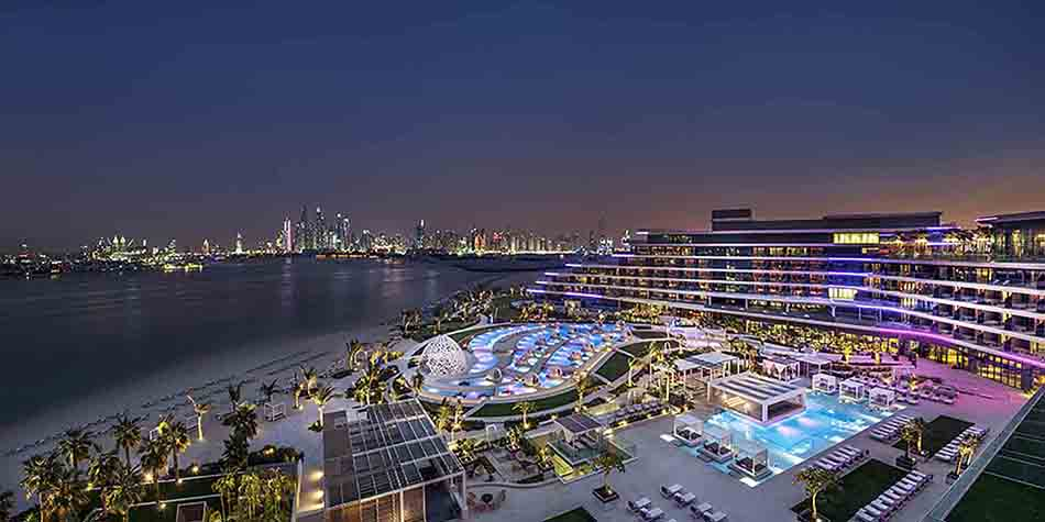 Travel Agent News for The Opening Of W Dubai – The Palm