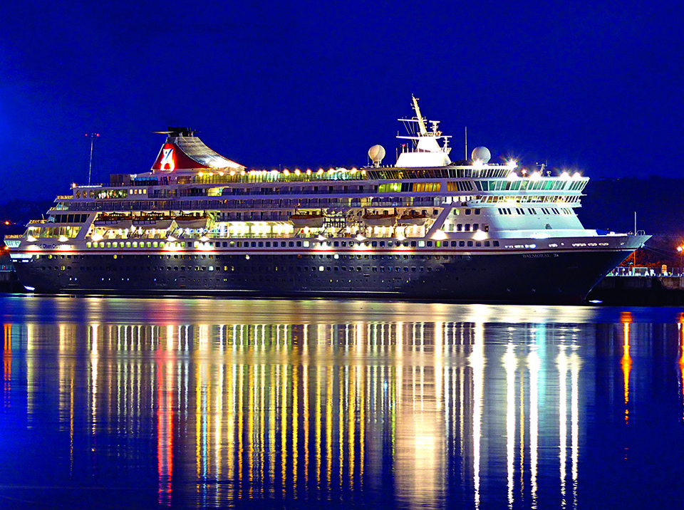 Travel Agent New for Fred Olsen Cruise Lines