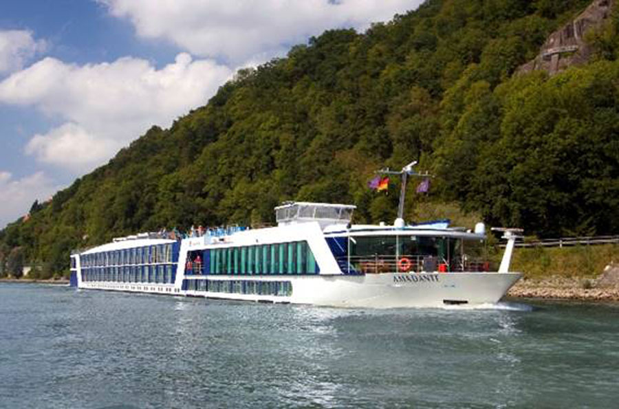 Travel Agent news for AmaWaterways and AAA Travel for Student Award for Travel
