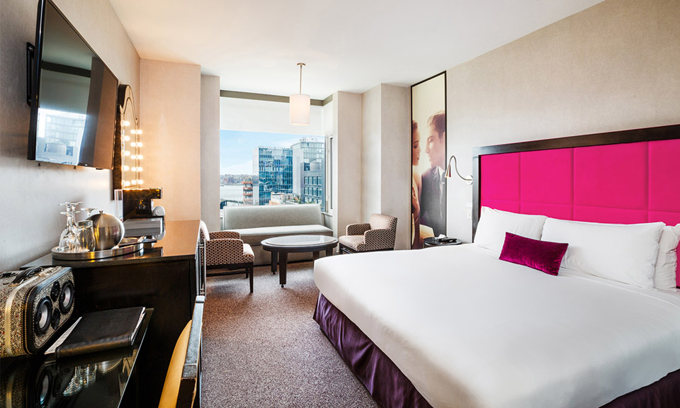 Travel Agent News for Gansevoort Meatpacking NYC