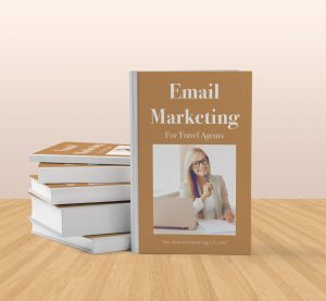 Email Marketing for Travel Agents Book