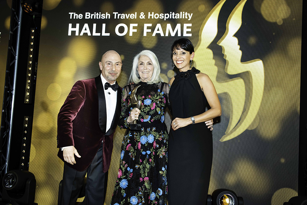 Bea Tollman, Leader of Red Carnation Hotels, Inducted Into British