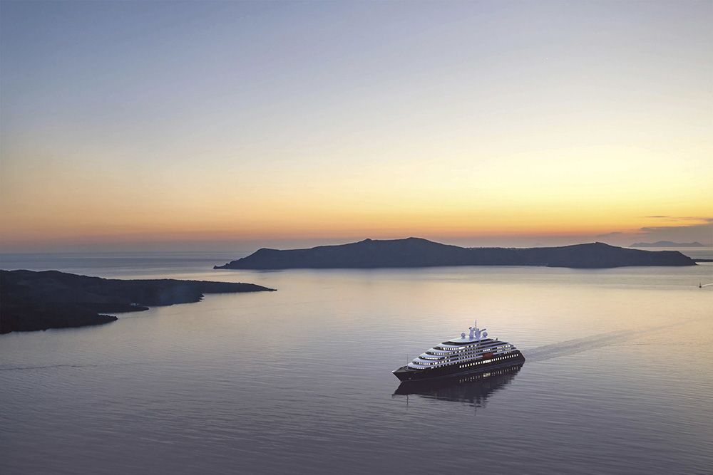 Travel Agent News for Scenic Luxury Cruises & Tours