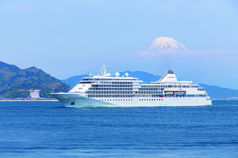 Travel Agent News for Silversea Cruises