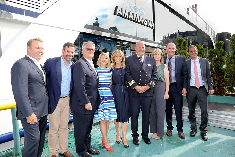 Travel Agent News for AmaWaterways
