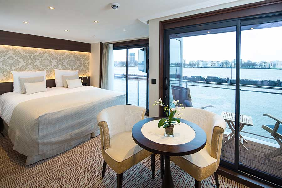 Riviera River Cruises to Launch New All-Suite Ship in 2020