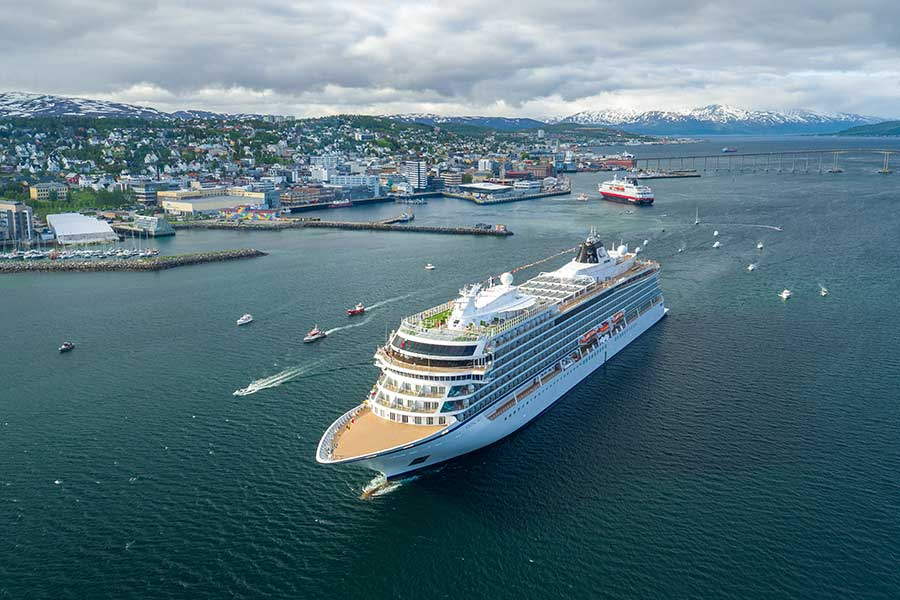 Travel Agent News for Viking Cruises