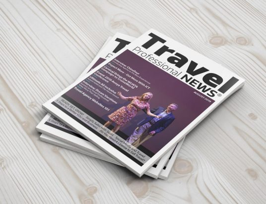 August 2019 Issue of Travel Professional NEWS for Travel Agents
