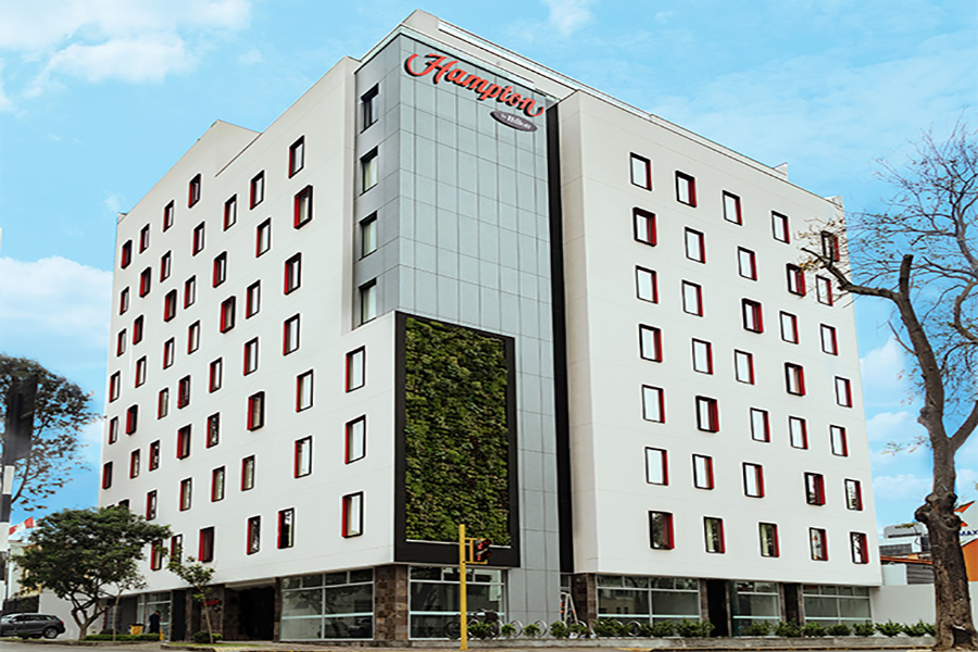 Travel Agent News for Hampton by Hilton