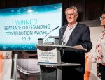 Amawaterways President Honored With Seatrade Cruise Outstanding Contribution Award