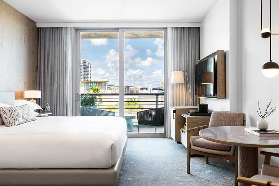 Kimpton Hotel Palomar South Beach Set To Open in Late 2019