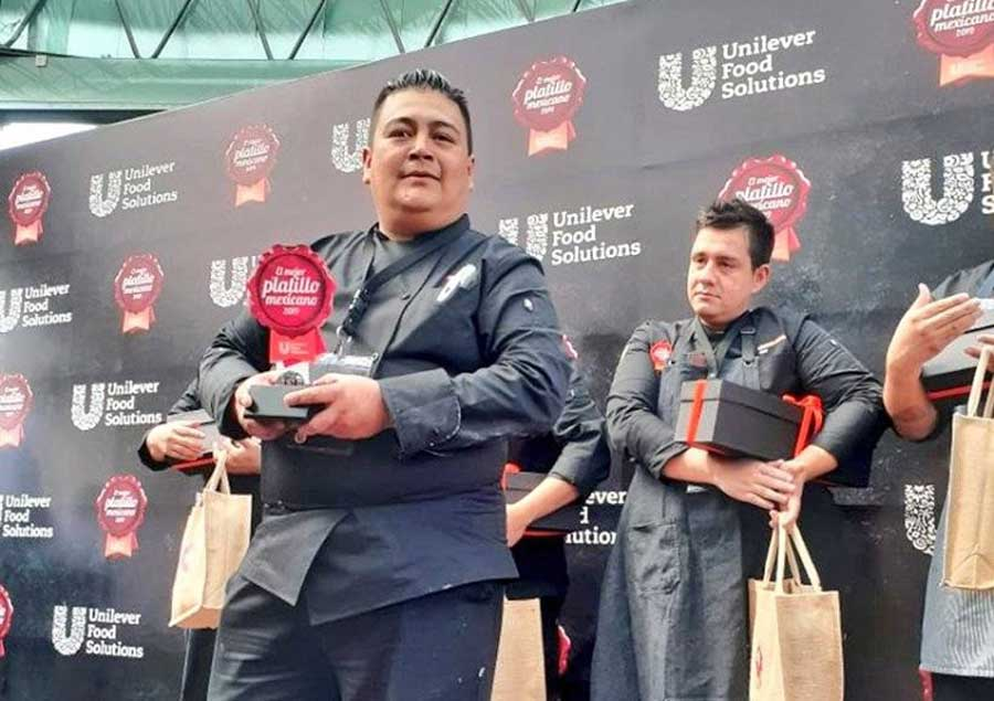Occidental Tucancún's Executive Chef Wins Unilever Food Solutions Mexico's