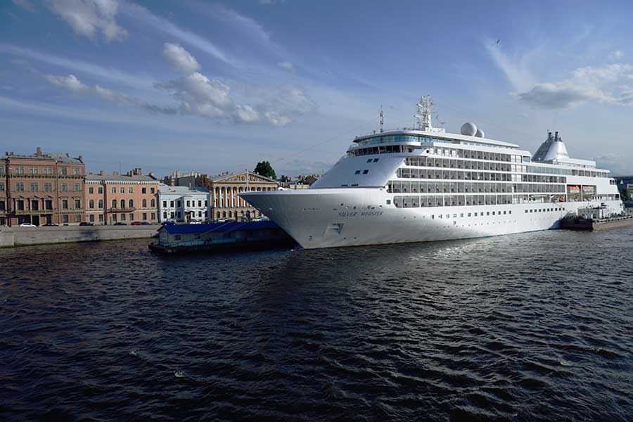 Silversea Announces Onboard Team for its World Cruise 2020