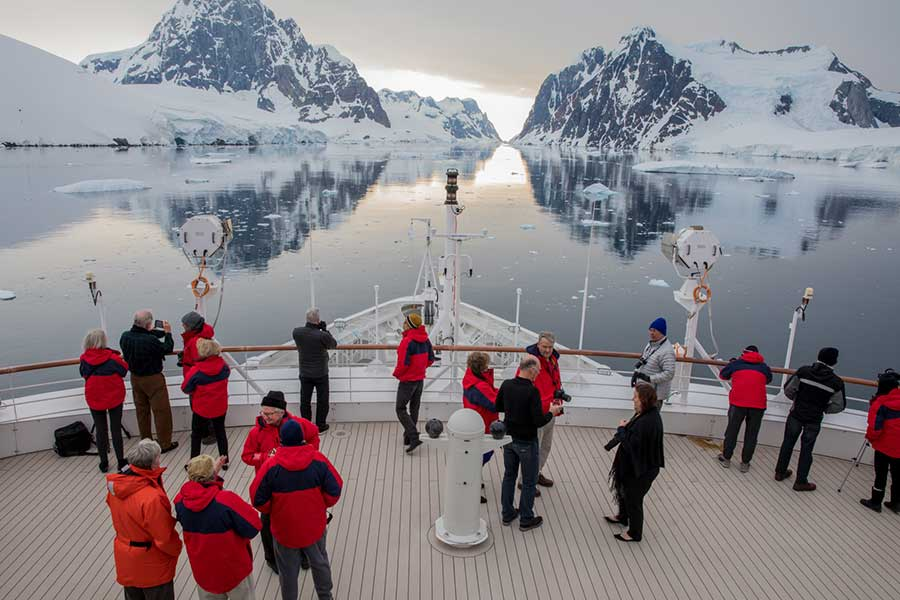 Witness a Total Solar Eclipse in Antarctica with Abercrombie & Kent