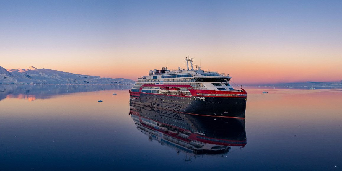 Hurtigruten Announces Biggest Sale Ever with Offers Up to 50% Off for Black Friday