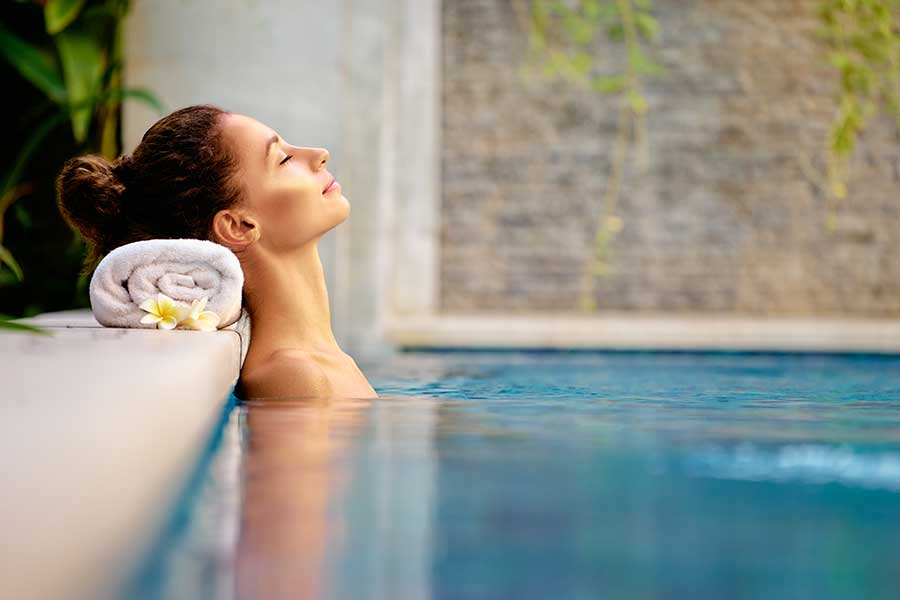 Allegro Playacar Rings in the New Year with Launch of Brand-New ZENSERENS Spa