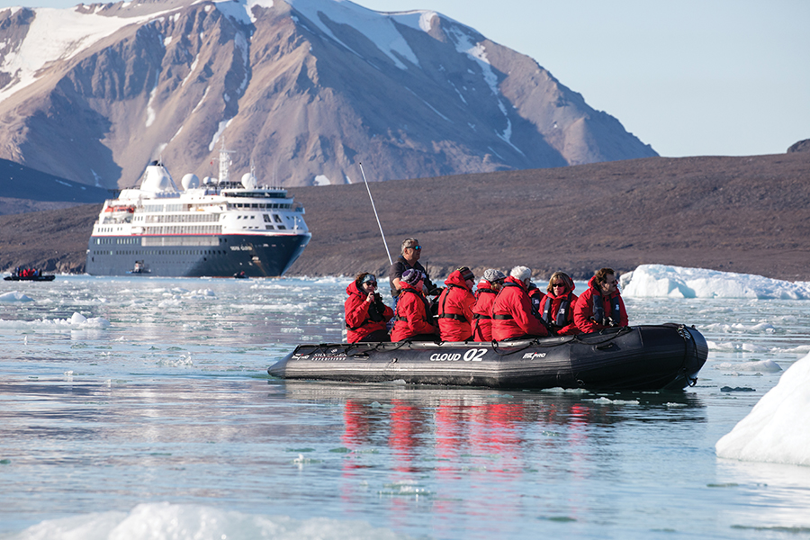 Silversea Opens Sales on New 51-Port Grand Voyage Arctic 2021