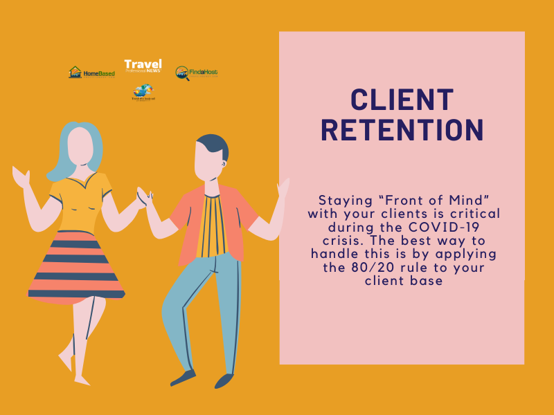 Travel Professional News - Client Retention