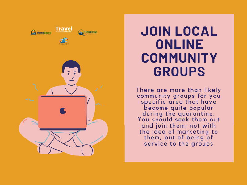 Travel Professional News- Join Community Groups