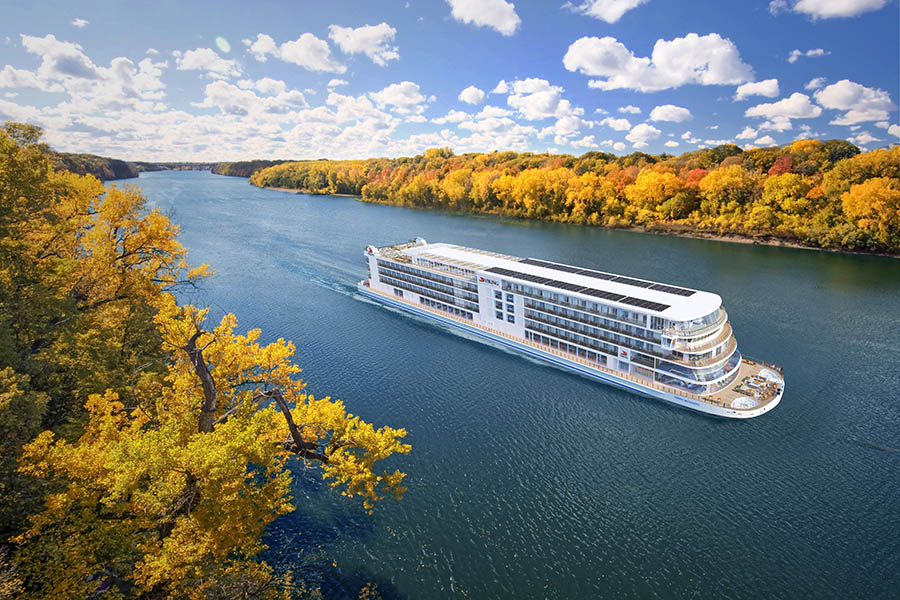 Viking Officially Opens Reservations for New Mississippi River Cruises