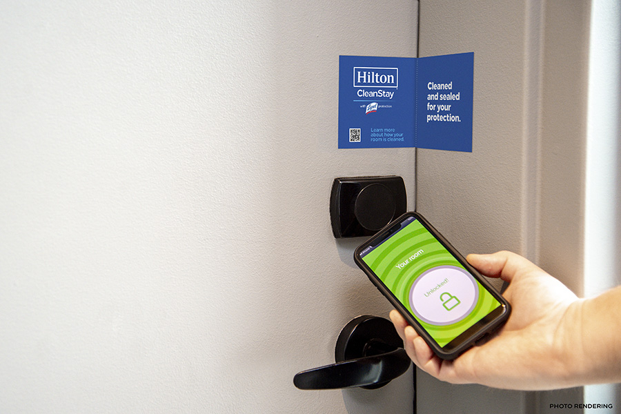 Hilton Defining a New Standard of Hotel Cleanliness, Working with RB/Lysol and Mayo Clinic to Elevate Hygiene Practices From Check-In to Check-Out
