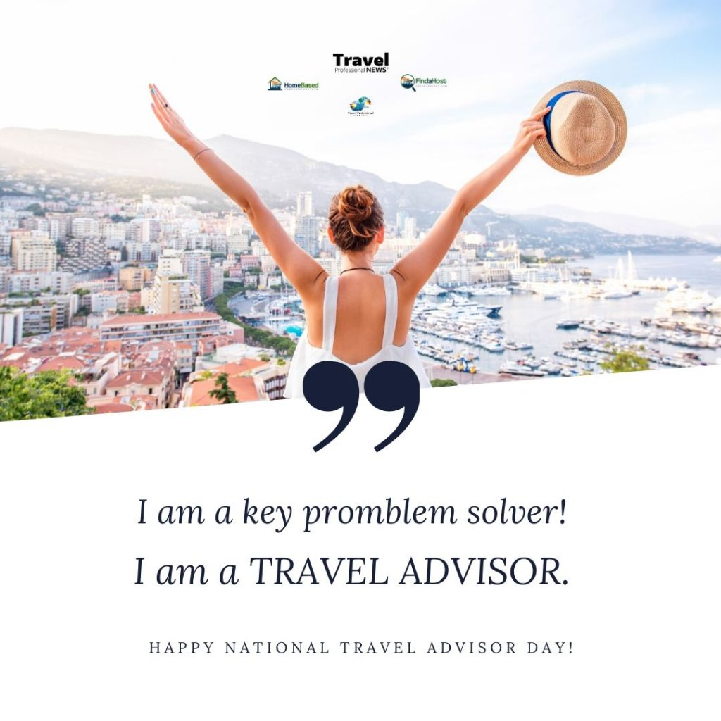 Travel Advisor Day 2020- Travel Professionals