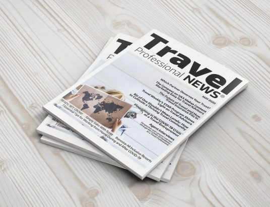 May 2020 Issue of Travel Professional NEWS for Travel Advisors