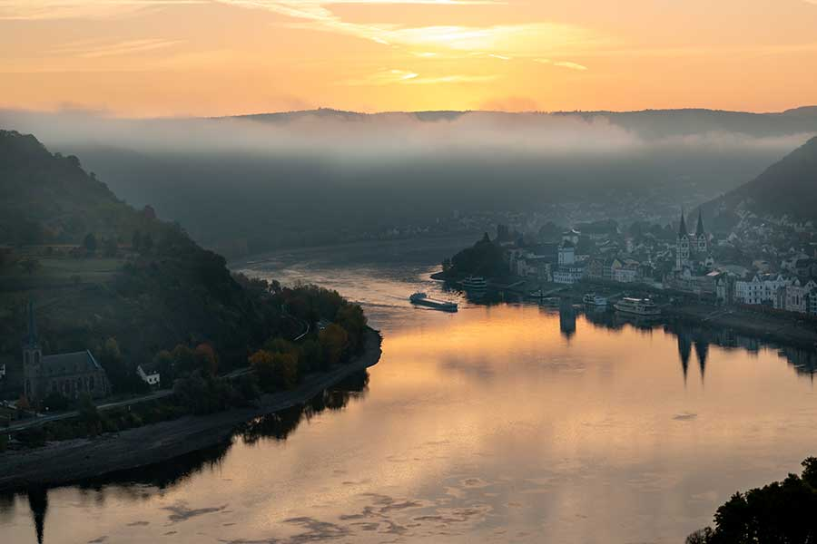 """AmaWaterways Debuts 2021 """"A Celebration of Wine River Cruises Through Europe"""" E-Brochure"""