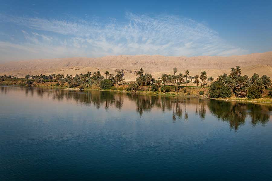 """AmaWaterways Unveils 2021/2022 """"The Secrets Of Egypt & The Nile"""" E-Brochure"""