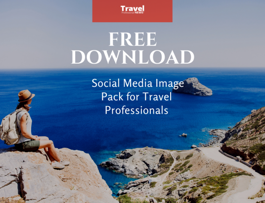 Get Back to TRAVEL Social Media Image Download for Travel Professionals