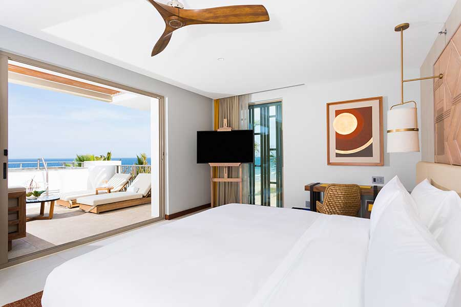 Hilton's Conrad brand will debut its first resort in Mexico with the upcoming opening of the stylish Conrad Punta de Mita this September