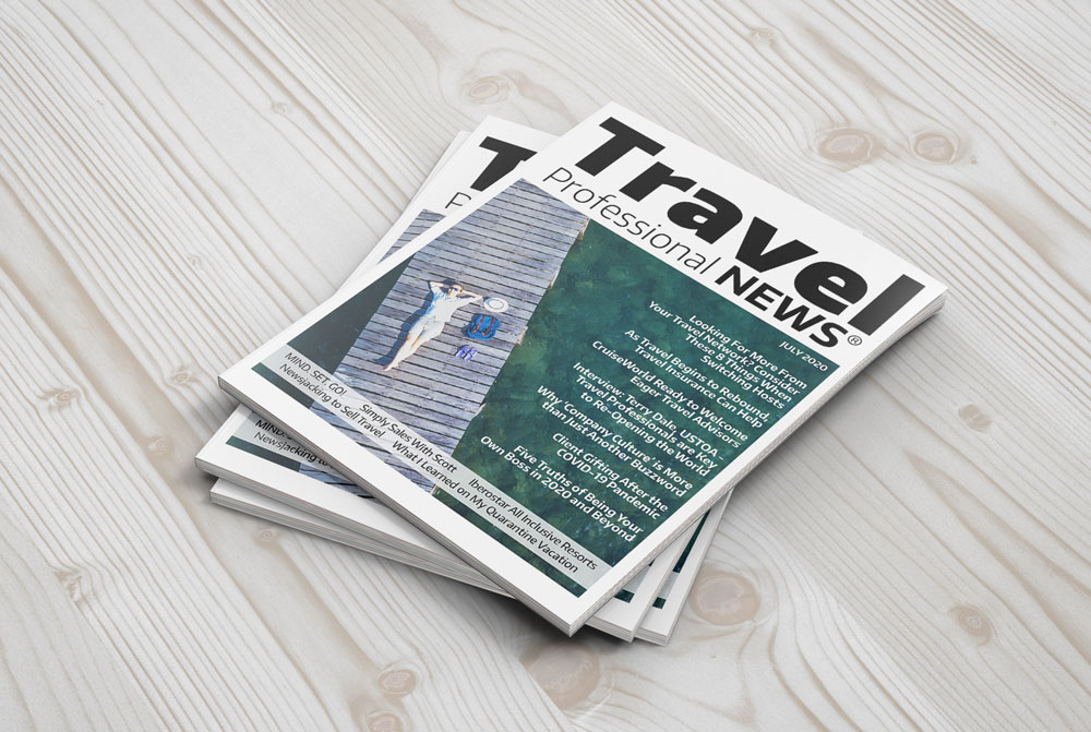 New July 2020 Issue-Travel professional News