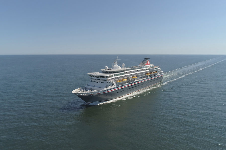 Fred. Olsen Cruise Lines Unveils First 2023 Cruise with Balmoral's 'North American Waterways and Canadian Fall' Sailing