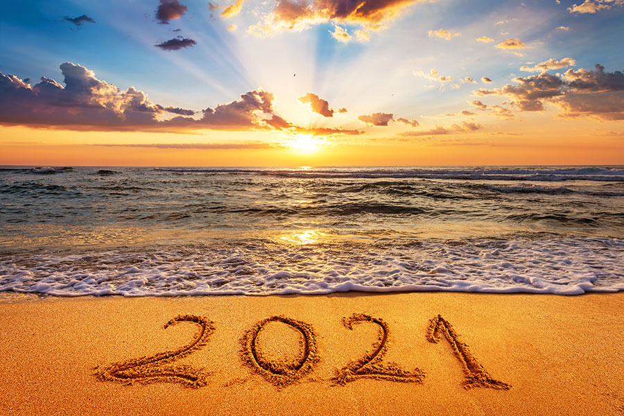 Travelers Plan to Soak Up the Sun in 2021, Survey Reveals